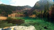 Национальный парк Цзючжайгоу (Jiuzhaigou National Park in China)