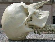Самый большой скелет в мире - Calamita Cosmica