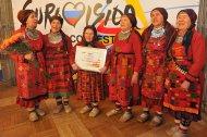 Бурановские бабушки и Евровидение 2012