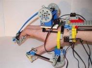 Рука-робот из конструктора Lego