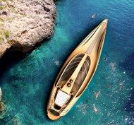 Яхта Кронос (Cronos)