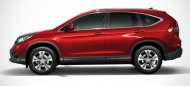Новая Honda CR-V европейская версия