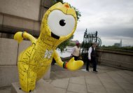 Талисман Олимпийских игр в Лондоне