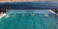 Зимний бассейн «Айсберги» в Австралии